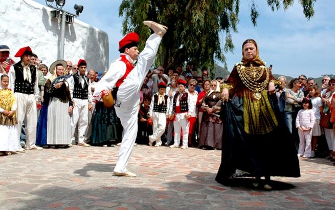 ibiza y su baile tradicional