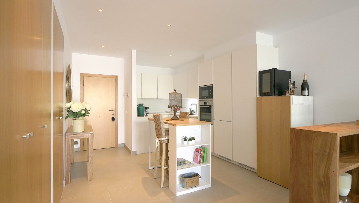 Kitchen Hallway iii